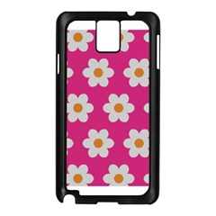 Daisies Samsung Galaxy Note 3 N9005 Case (black) by SkylineDesigns