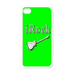 Irock Apple Iphone 4 Case (white)