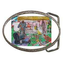 You ll Be Mine, Song  Belt Buckle (oval)