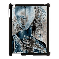 Feeling Blue Apple Ipad 3/4 Case (black) by FunWithFibro