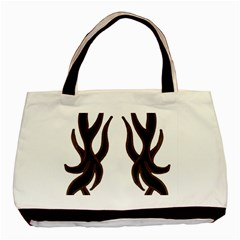 Dancing Fire Classic Tote Bag by coolcow