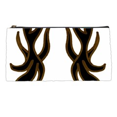 Dancing Fire Pencil Case