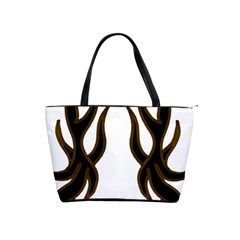 Dancing Fire Large Shoulder Bag by coolcow