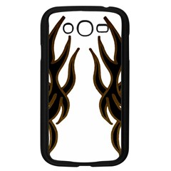 Dancing Fire Samsung Galaxy Grand Duos I9082 Case (black) by coolcow