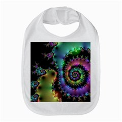 Satin Rainbow, Spiral Curves Through The Cosmos Bib