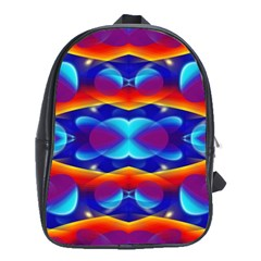 Planet Something School Bag (large) by SaraThePixelPixie