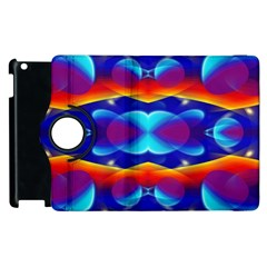 Planet Something Apple Ipad 2 Flip 360 Case by SaraThePixelPixie