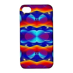 Planet Something Apple Iphone 4/4s Hardshell Case With Stand by SaraThePixelPixie