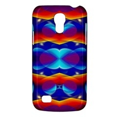 Planet Something Samsung Galaxy S4 Mini (gt I9190) Hardshell Case  by SaraThePixelPixie
