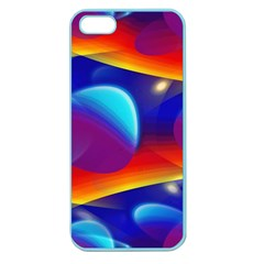 Planet Something Apple Seamless Iphone 5 Case (color) by SaraThePixelPixie