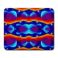 Planet Something Large Mouse Pad (rectangle) by SaraThePixelPixie