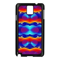 Planet Something Samsung Galaxy Note 3 N9005 Case (black) by SaraThePixelPixie