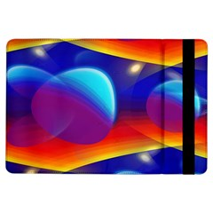 Planet Something Apple Ipad Air Flip Case by SaraThePixelPixie