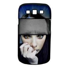 Fibro Brain Samsung Galaxy S Iii Classic Hardshell Case (pc+silicone) by FunWithFibro