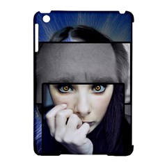 Fibro Brain Apple Ipad Mini Hardshell Case (compatible With Smart Cover) by FunWithFibro