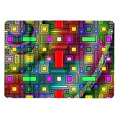 Abstract Modern Samsung Galaxy Tab 10 1  P7500 Flip Case by StuffOrSomething