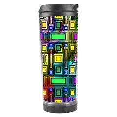 Abstract Modern Travel Tumbler by StuffOrSomething