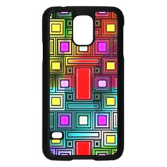 Abstract Modern Samsung Galaxy S5 Case (black) by StuffOrSomething