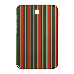 Festive Stripe Samsung Galaxy Note 8 0 N5100 Hardshell Case  by Colorfulart23