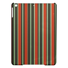 Festive Stripe Apple Ipad Air Hardshell Case by Colorfulart23