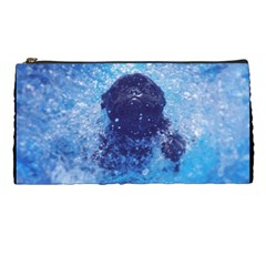 French Bulldog Swimming Pencil Case by StuffOrSomething