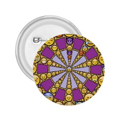 Circle Of Emotions 2 25  Button by FunWithFibro