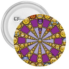 Circle Of Emotions 3  Button by FunWithFibro