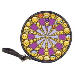 Circle Of Emotions Cd Wallet by FunWithFibro