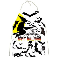 Happy Halloween Collage Apron by StuffOrSomething