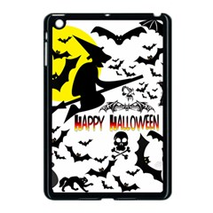 Happy Halloween Collage Apple Ipad Mini Case (black) by StuffOrSomething
