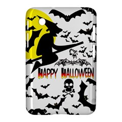 Happy Halloween Collage Samsung Galaxy Tab 2 (7 ) P3100 Hardshell Case  by StuffOrSomething
