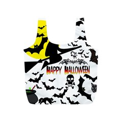 Happy Halloween Collage Reusable Bag (s) by StuffOrSomething