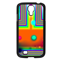 Crossroads Of Awakening, Abstract Rainbow Doorway  Samsung Galaxy S4 I9500/ I9505 Case (black) by DianeClancy