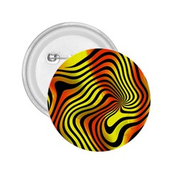 Colored Zebra 2 25  Button by Colorfulart23