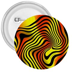 Colored Zebra 3  Button