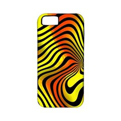 Colored Zebra Apple Iphone 5 Classic Hardshell Case (pc+silicone) by Colorfulart23