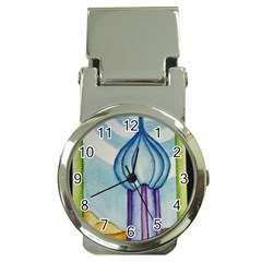 Air Money Clip With Watch