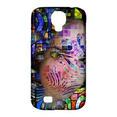 Artistic Confusion Of Brain Fog Samsung Galaxy S4 Classic Hardshell Case (pc+silicone) by FunWithFibro