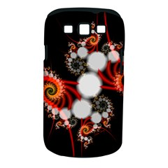Mysterious Dance In Orange, Gold, White In Joy Samsung Galaxy S Iii Classic Hardshell Case (pc+silicone) by DianeClancy