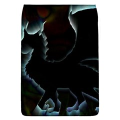 Dragon Aura Removable Flap Cover (small) by StuffOrSomething