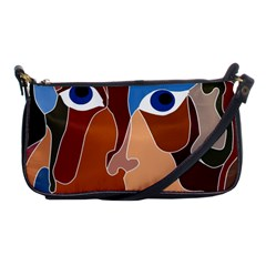 Abstract God Evening Bag