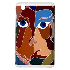 Abstract God Samsung Galaxy Tab Pro 8 4 Hardshell Case by AlfredFoxArt