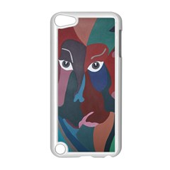Abstract God Pastel Apple Ipod Touch 5 Case (white)