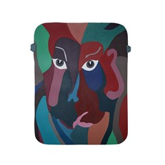 Abstract God Pastel Apple Ipad Protective Sleeve by AlfredFoxArt