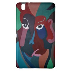 Abstract God Pastel Samsung Galaxy Tab Pro 8 4 Hardshell Case by AlfredFoxArt