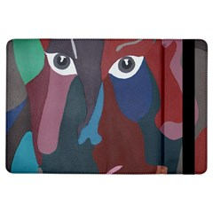 Abstract God Pastel Apple Ipad Air Flip Case by AlfredFoxArt