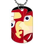 Soul Man Dog Tag (Two-sided)  Front
