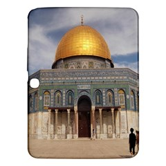 The Dome Of The Rock  Samsung Galaxy Tab 3 (10 1 ) P5200 Hardshell Case