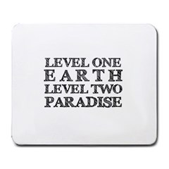 Level One Earth Large Mouse Pad (rectangle)