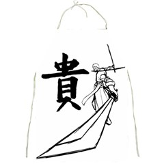 A Swordsman s Honor Apron by Viewtifuldrew